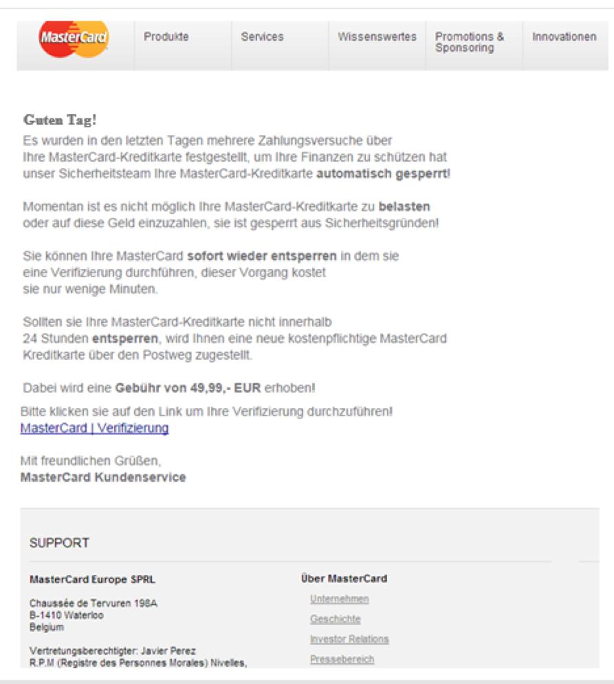 phishingmastercard